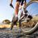 Fahrrad mit einem Dampfreiniger reinigen